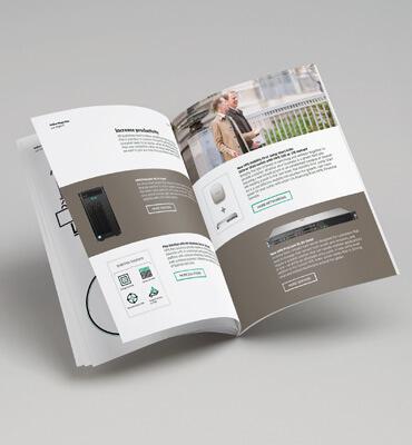 eMagazine—template